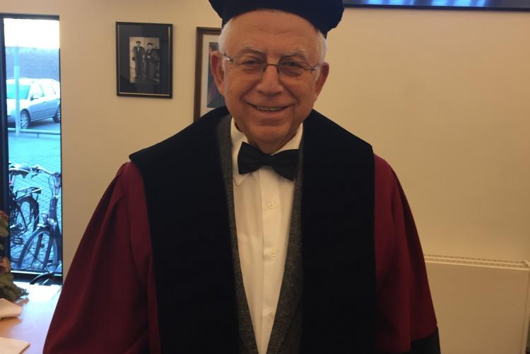 Yeditepe Üniversitesi Hukuk Fakültesi Dekanı ve Jean Monnet AB Hukuku Profesörü Prof. Dr. Haluk Kabaalioğlu